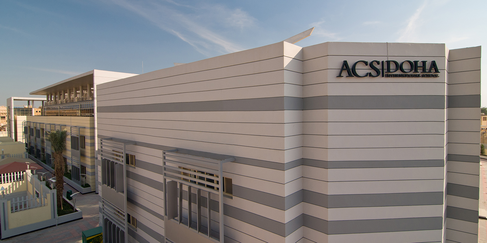 Facilities ACS Doha - school building