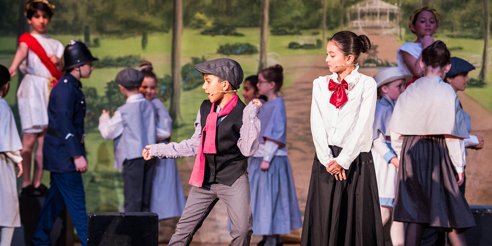 Mary Poppins (presented by the Lower School, 2019)
