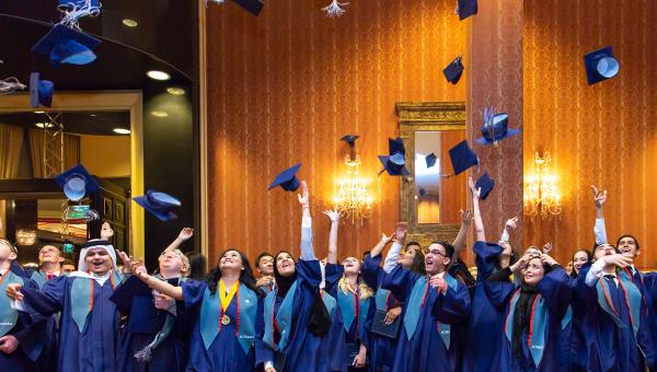 NEWS: ACS DOHA celebrates graduating class of 2018