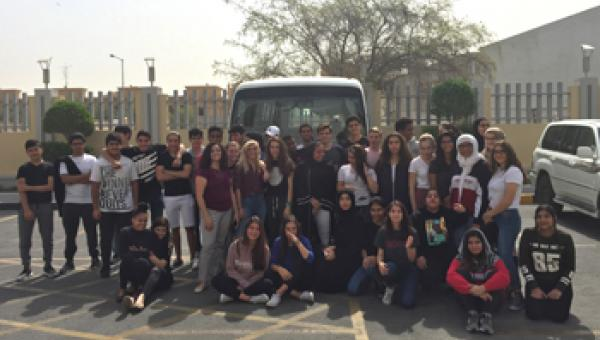 NEWS: ACS DOHA students get to grips with entrepreneurial values at QBIC