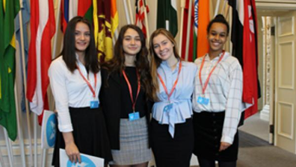 ACS Hillingdon hosts the Model United Nations