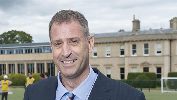 Martin Hall, Head of School, ACS Hillingdon TN