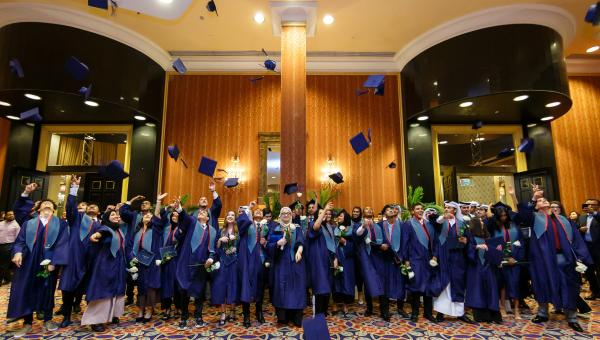 ACS DOHA celebrates graduating class of 2019