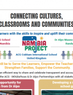 CONNECTING CULTURES, CLASSROOMS AND COMMUNITIES
