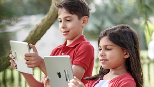 ACS Hillingdon Lower School renewed as Apple Distinguished School
