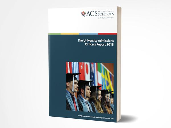 University Admissions Officers Report 2013 thumbnail