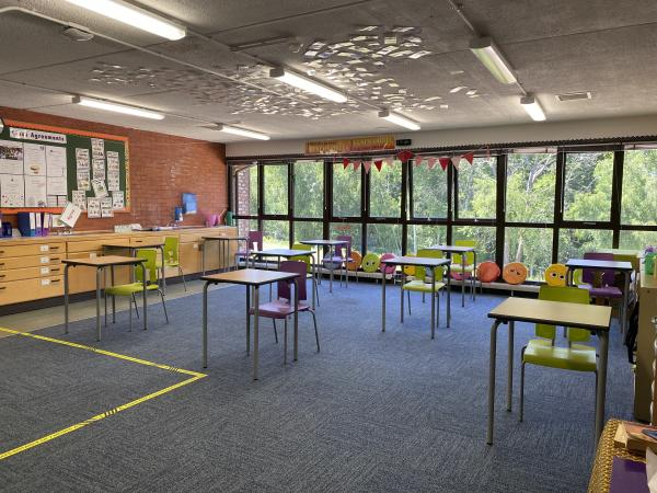 Responsibly-spaced learning environments