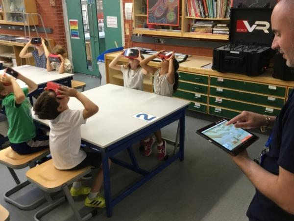 Integrating educational technologies