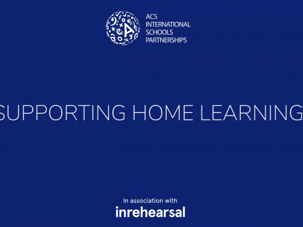 Supporting Home Learning