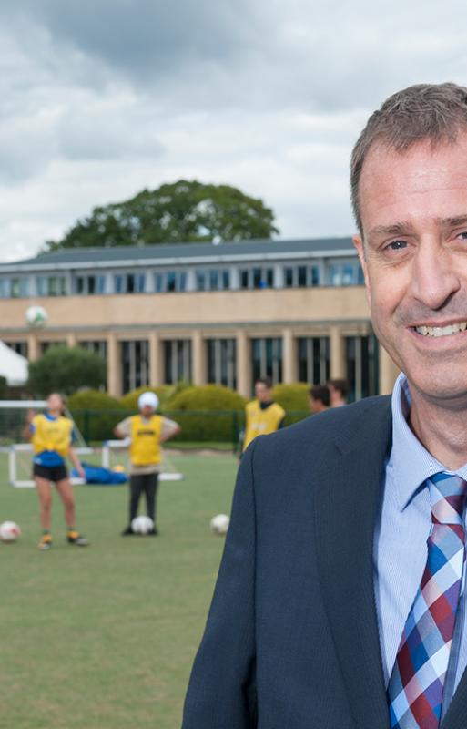 Meet Martin Hall, Head of School at ACS Hillingdon