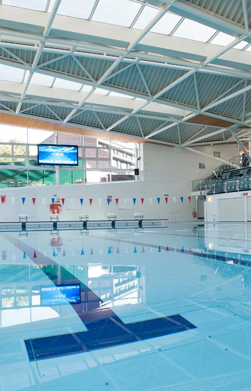 ACS Cobham Swimming Pool