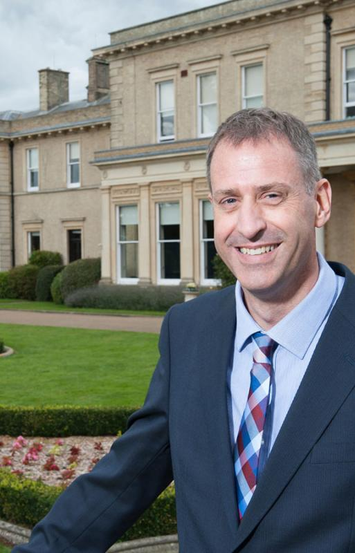 Martin Hall, Head of ACS Hillingdon